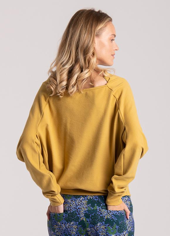 cotton top yellow 2