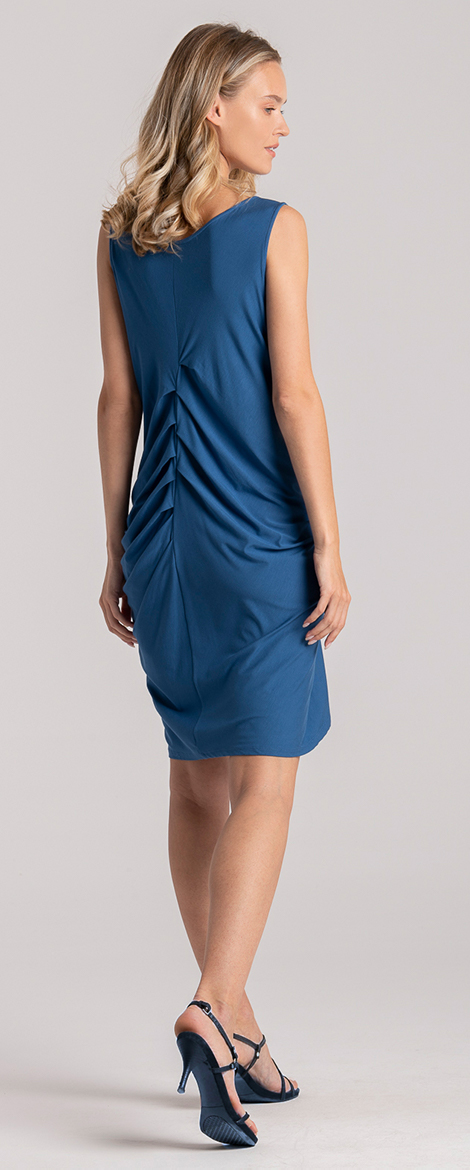 dress blue bamboo