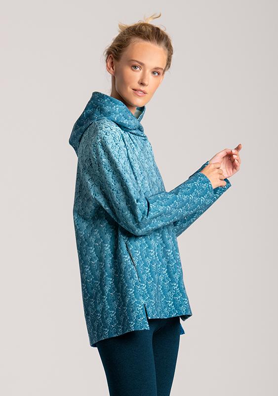 hoodie cotton print ocean2