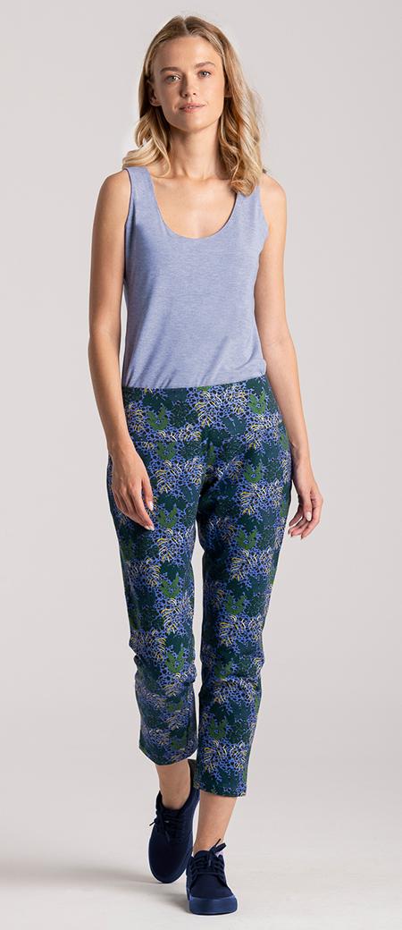 sweatpants exotic print4
