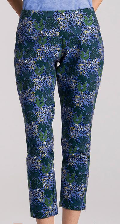 sweatpants exotic print5