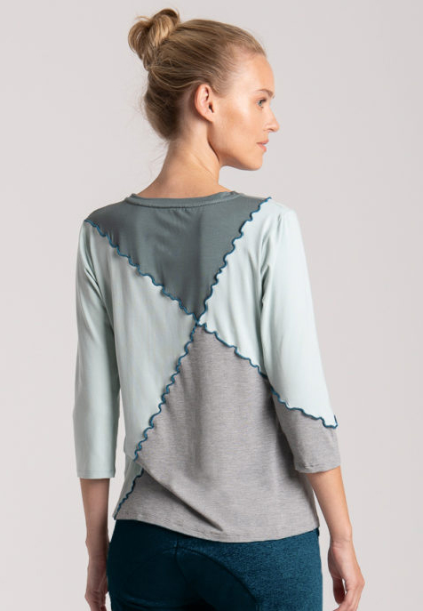 top .3 4 sleeve length