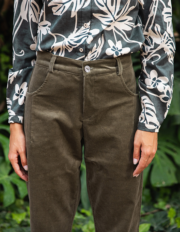 olive cordrey trousers2