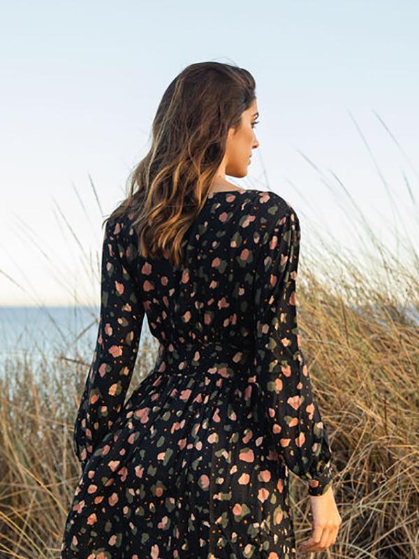waisted dress 5